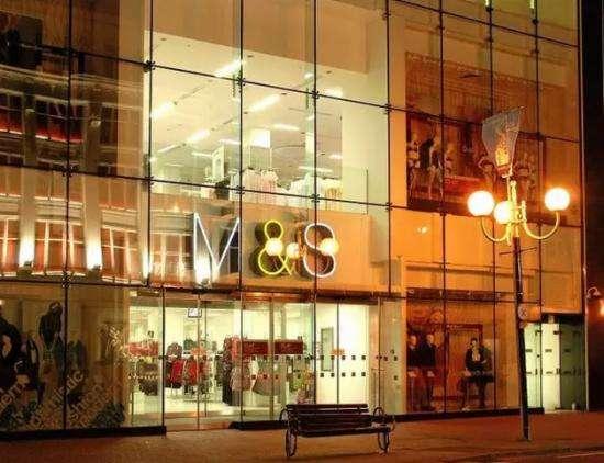 马莎百货假日季服装大跌 英国圣诞零售危机以来最差
