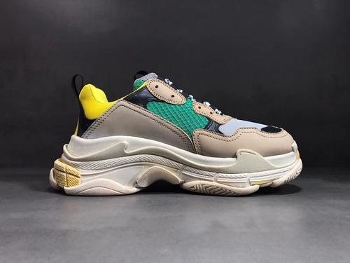 """""""老爹鞋""""还有市场吗?Triple S 设计师推出自主运动鞋品牌"""