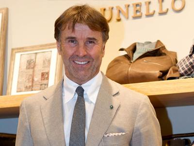 辉煌四十年 Brunello Cucinelli创始人卸任CEO