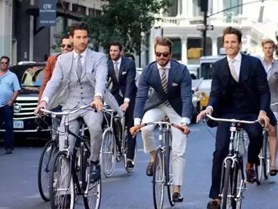 """上千亿男士西装规模 """"绅士们""""的生意好不好做"""