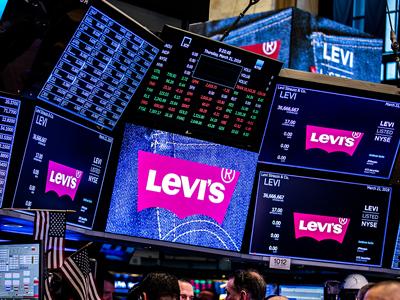 李维斯看好电商渠道 推定制款天猫销售大涨89%