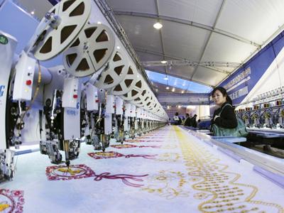 宿迁市长王昊:着力推进纺织服装千亿级产业发展