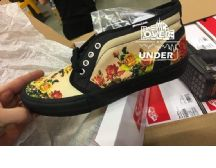 印花Chukka Pro?!Supreme x Jean Paul Gaultier x Vans三方联名鞋款曝光