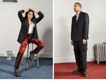 强调中性风,Supreme 和 Jean Paul Gaultier 联名系列正式发布