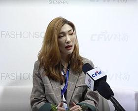 FS2019春季展|专访辛集市凯荆制衣有限公司赵丹琳