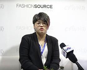 FS2019春季展|专访深圳市三江通产贸易有限公司曹慧娟