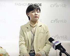 FS2019春季展|专访东莞百芙亚服装有限公司汤一茜