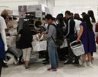 那些搬空优衣库的人,又去日本了?