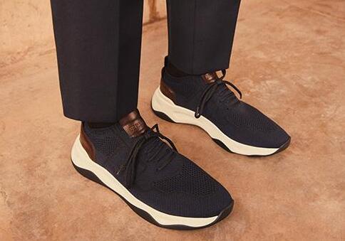 Berluti发布首款针织运动鞋履Shadow系列