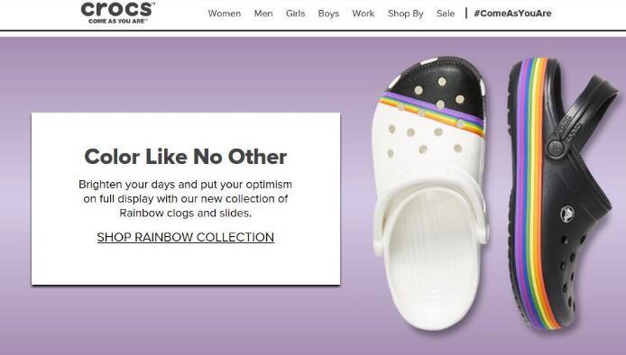 受美国加征关税影响,休闲鞋品牌Crocs将降低在美国销售的产品的中国制造比例