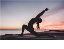2019爱慕瑜伽――轻松炽烈布朗红