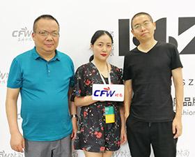 时尚深圳展|专访郑州百荣商贸营销总监刘思洋、总助夏云龙