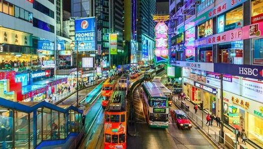 快时尚7月17日:香港零售业今年恐怕要完蛋