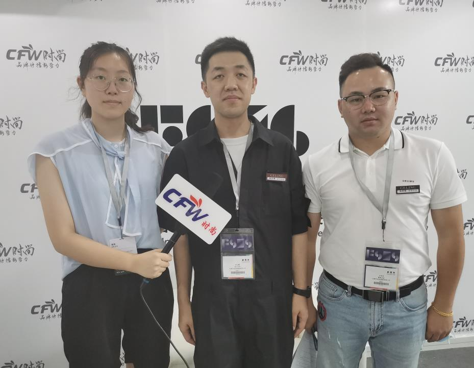 2020时尚深圳展 | CFW专访铂林时装负责人祝文博