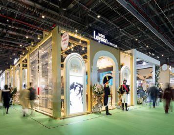 中国婚博会上海站 Leysen莱绅通灵千余款珠宝尽显王室之美