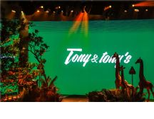 一场原始大冒险,tony&tony's 2022早春度假系列致敬自然